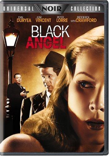 L'ange noir (1946) affiche