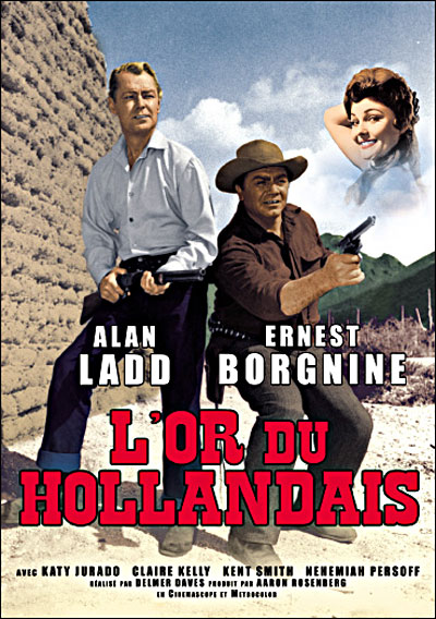 L'Or du Hollandais affiche